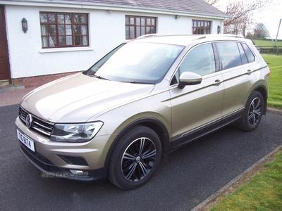 Volkswagen Tiguan DIESEL ESTATE in Armagh