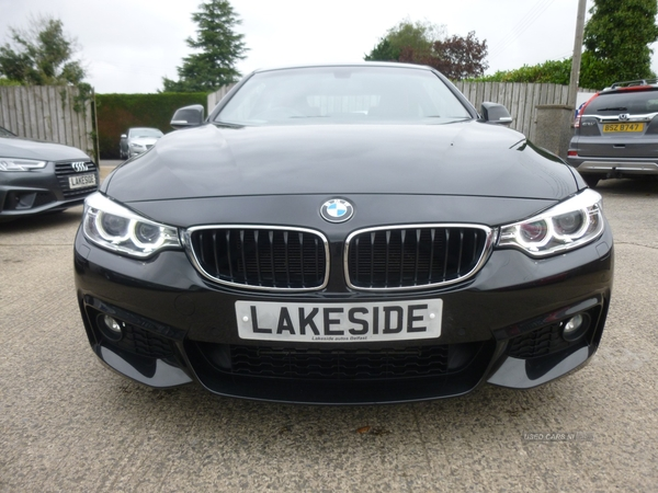 BMW 4 Series DIESEL COUPE in Down