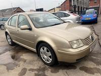 Volkswagen Bora DIESEL SALOON in Armagh