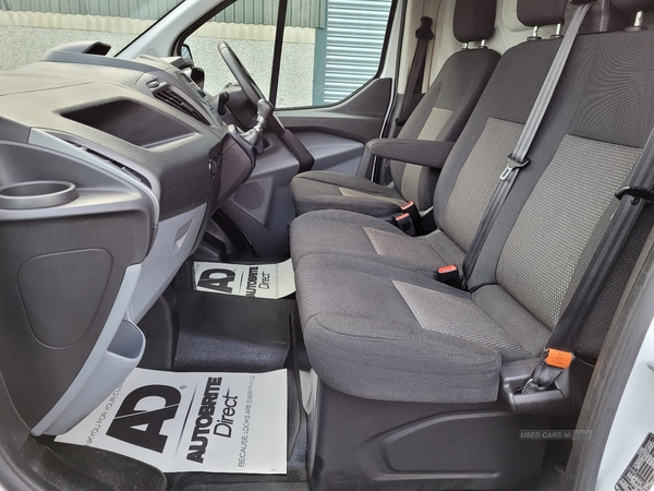 Ford Transit Custom 330 L1 DIESEL FWD in Antrim
