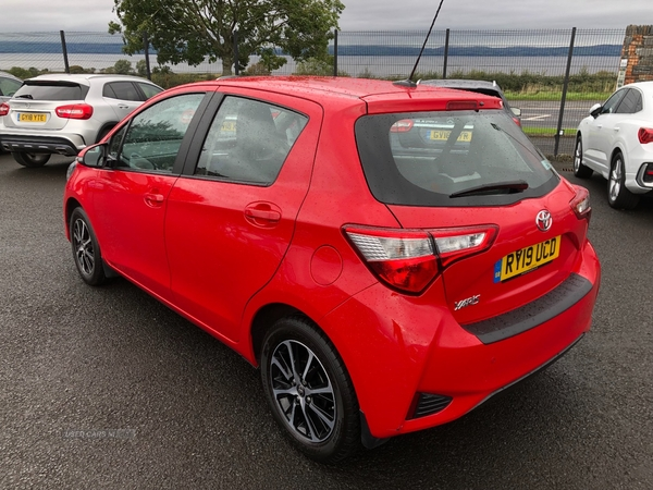 Toyota Yaris HATCHBACK in Derry / Londonderry