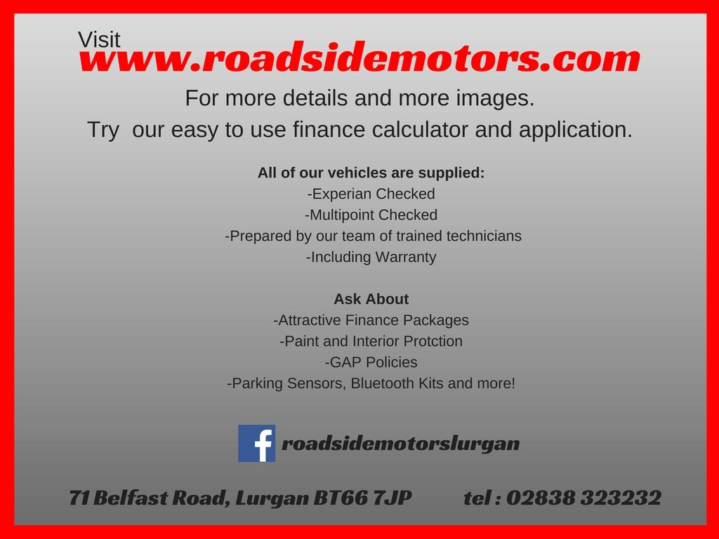 Volkswagen Tiguan Match Tdi Bluemotion Technology 4motion 2.0 Match Tdi Bluemotion Tech 4 WHEEL DRIVE in Armagh